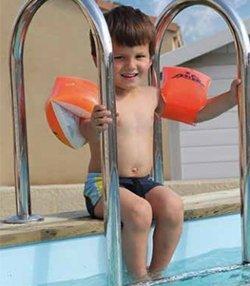 imagen piscina de madera sun 3,60m