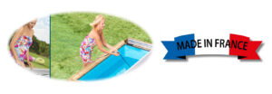 mini-piscina de madera logo