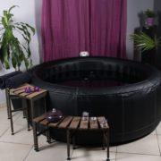 imagen Mueble de acompañamiento para SPA Hinchable