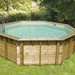 Piscinas de madera maciza 10 a os de garant a piscinas - Piscinas de madera baratas ...