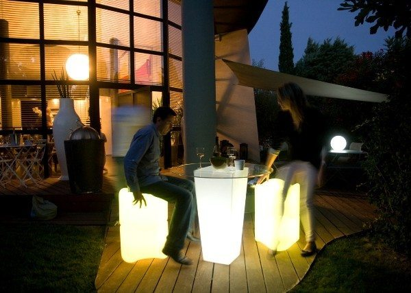 Iluminaci n led para jard n y exteriores toda la gama en for Iluminacion led para jardines