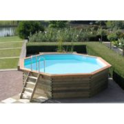 imagen piscina de madera 510 cm x 120 cm
