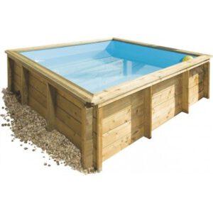 imagen Mini-piscina de madera Trópicos