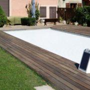 imagen cubierta de persiana elevada solar Abriblue Open Solar Energy