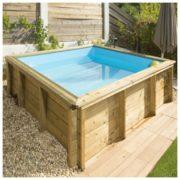 imagen Mini-piscina de madera Tropicos