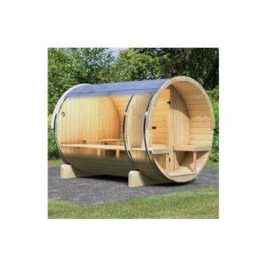 imagen sauna Finlandesa de Barril 2