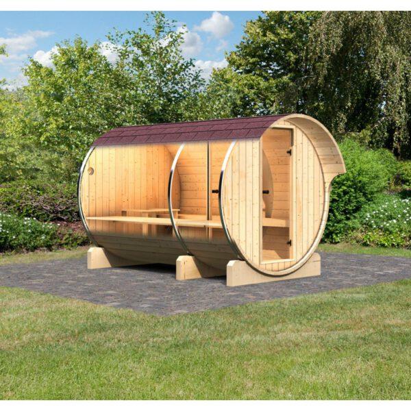 imagen Sauna Finlandesa de barril 3