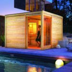 imagen sauna Finlandesa Cubus 3