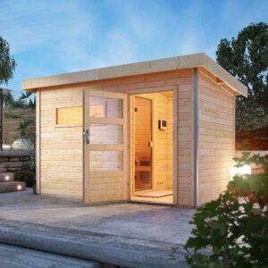 imagen sauna Finlandesa Skrollan 1