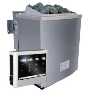 imagen caldera de sauna 9KW combinada BIO