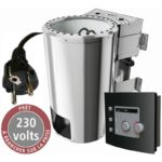 imagen caldera de sauna 3,6KW combinada BIO