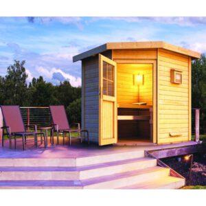 imagen sauna finlandesa Pekka
