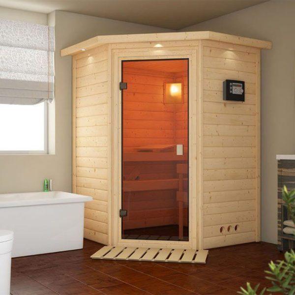 imagen sauna Finlandesa Alicja CE