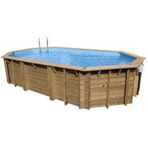 imagen piscina de madera 750 cm x 400 cm x 130 cm