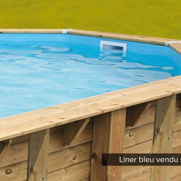 imagen Liner original de recambio para piscina de madera 4,8 X 3,3 x 1,30/1,45m