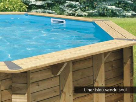 imagen Liner original de recambio para piscina de madera 3,60 x 1,30m