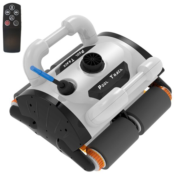 Robot el ctrico de piscina pool track piscinas athena - Robot para piscinas ...