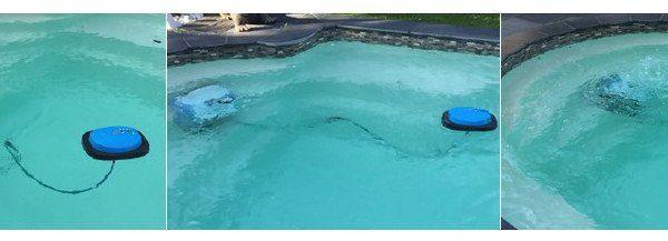 Robot el ctrico de piscina pool track feedom piscinas athena - Robots para piscinas ...