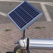 imagen Placa solar para la motorización