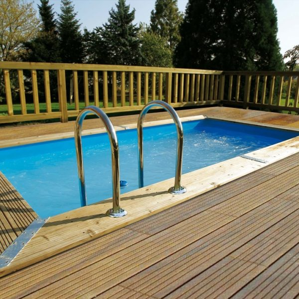 piscina de madera urban pool 4 50 x 2 50 x 1 40m piscinas athena. Black Bedroom Furniture Sets. Home Design Ideas