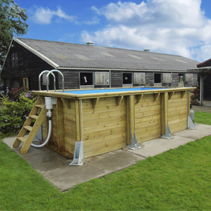 Piscinas prefabricadas piscinas athena 96 157 03 26 for Piscinas de madera baratas