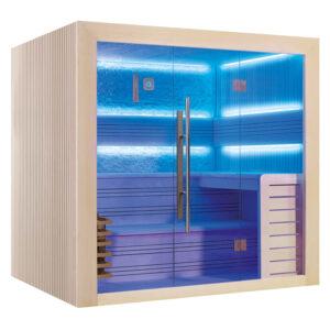 imagen sauna Finlandesa de diseño PS 1406