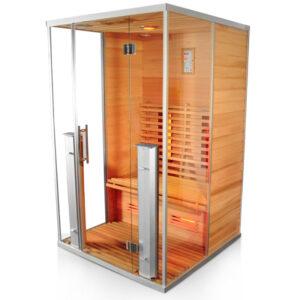 imagen sauna de infrarrojos Athena