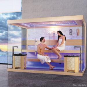 imagen sauna Finlandesa de diseño PS 1240