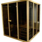 imagen sauna Finlandesa + infrarrojos Sidney