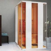 imagen sauna de infrarrojos Madeira