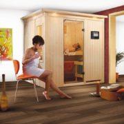 imagen sauna Finlandesa Fanja
