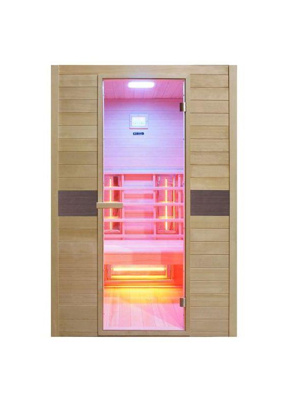 imagen sauna de infrarrojos Ruby 2