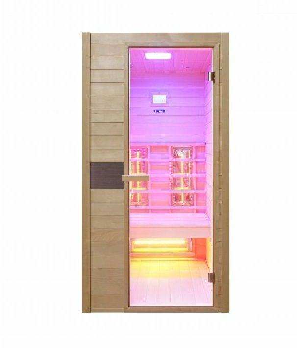 imagen sauna de infrarrojos ruby 1
