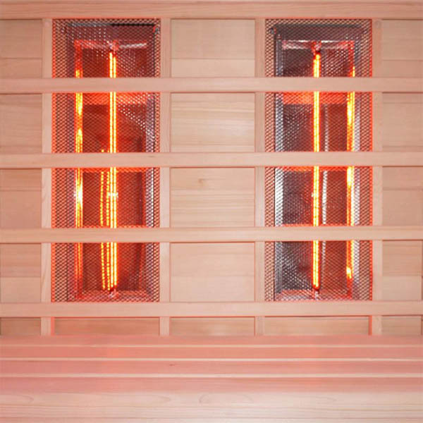 imagen Paneles traseros Sauna Ruby 111