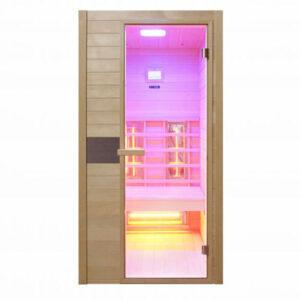 imagen Sauna Ruby 1 (frontal)