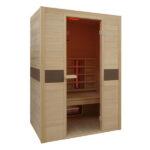imagen Sauna Ruby 2 (rojo)