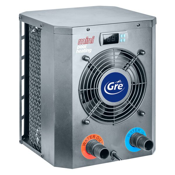 bomba de calor piscina Mini Gre