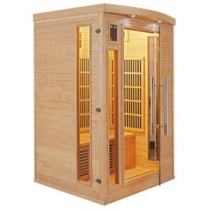 imagen sauna de infrarrojos Apollon 2