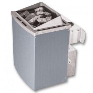 imagen caldera de sauna 9KW con mando integrado