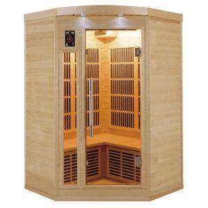 imagen sauna de infrarrojos Apollon 2/3