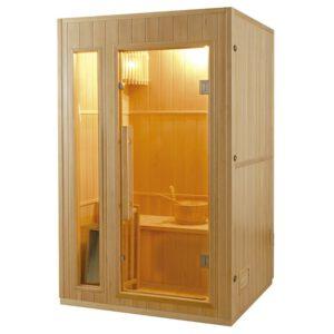 imagen sauna Finlandesa Zen 2