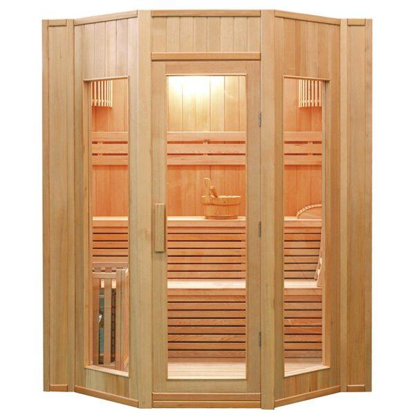 imagen sauna Finlandesa Zen 4