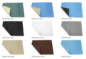 paleta de colores cubierta de barras e Invierno (Grande)