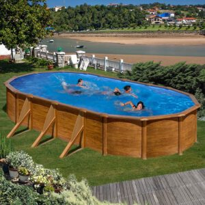 piscina Pacific Ovalada GRE (Life Style)