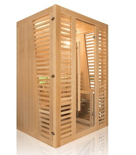 sauna Prestige Venetian 2 vista