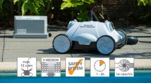 limpiafondos Robotclean 1 info