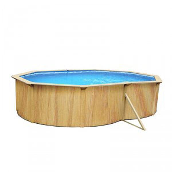 piscina Caracas ovalada Viva pool imagen