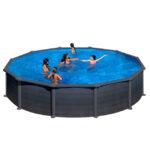 piscina-Granada-circular-de-GRE imagen
