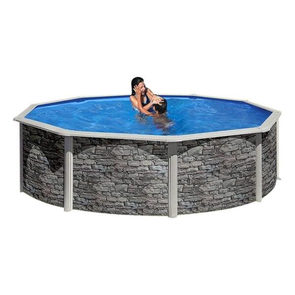 piscina Cerdeña Circular de GRE 1 imagen