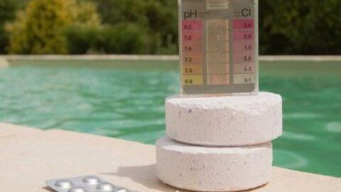 Guía de tratamiento del agua de la piscina con cloro